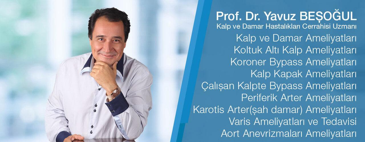 prof. dr. yavuz beşoğul kalp hastalıkları