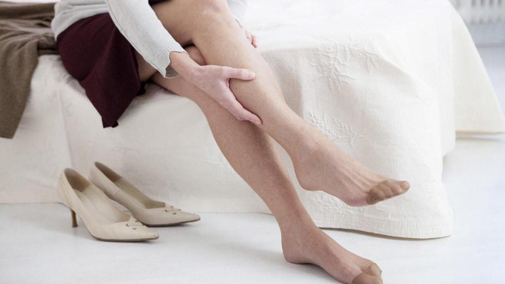 bacaklarda damar tıkanıklığı