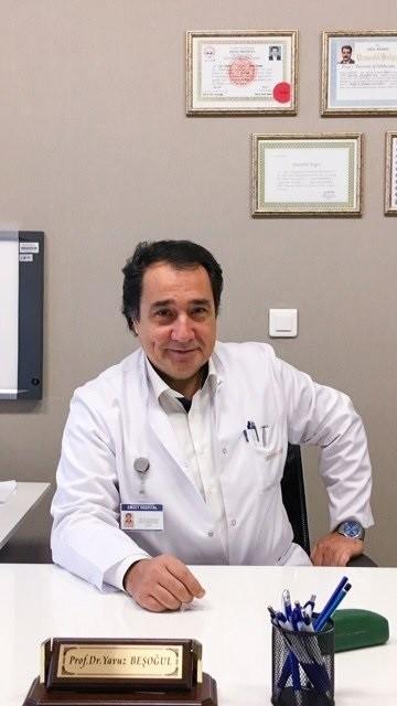 Kalp ve Damar Cerrahisi Uzmanı Yavuz Beşoğul